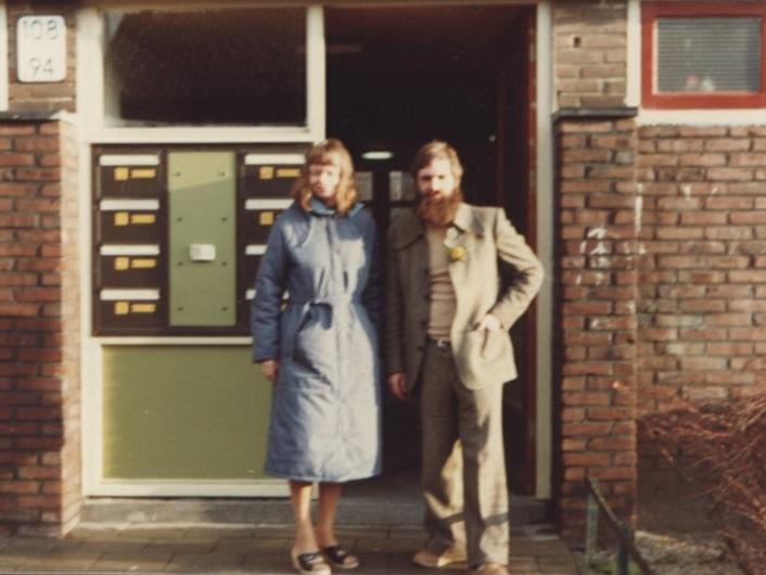 1982-HuwelijkKarinStef