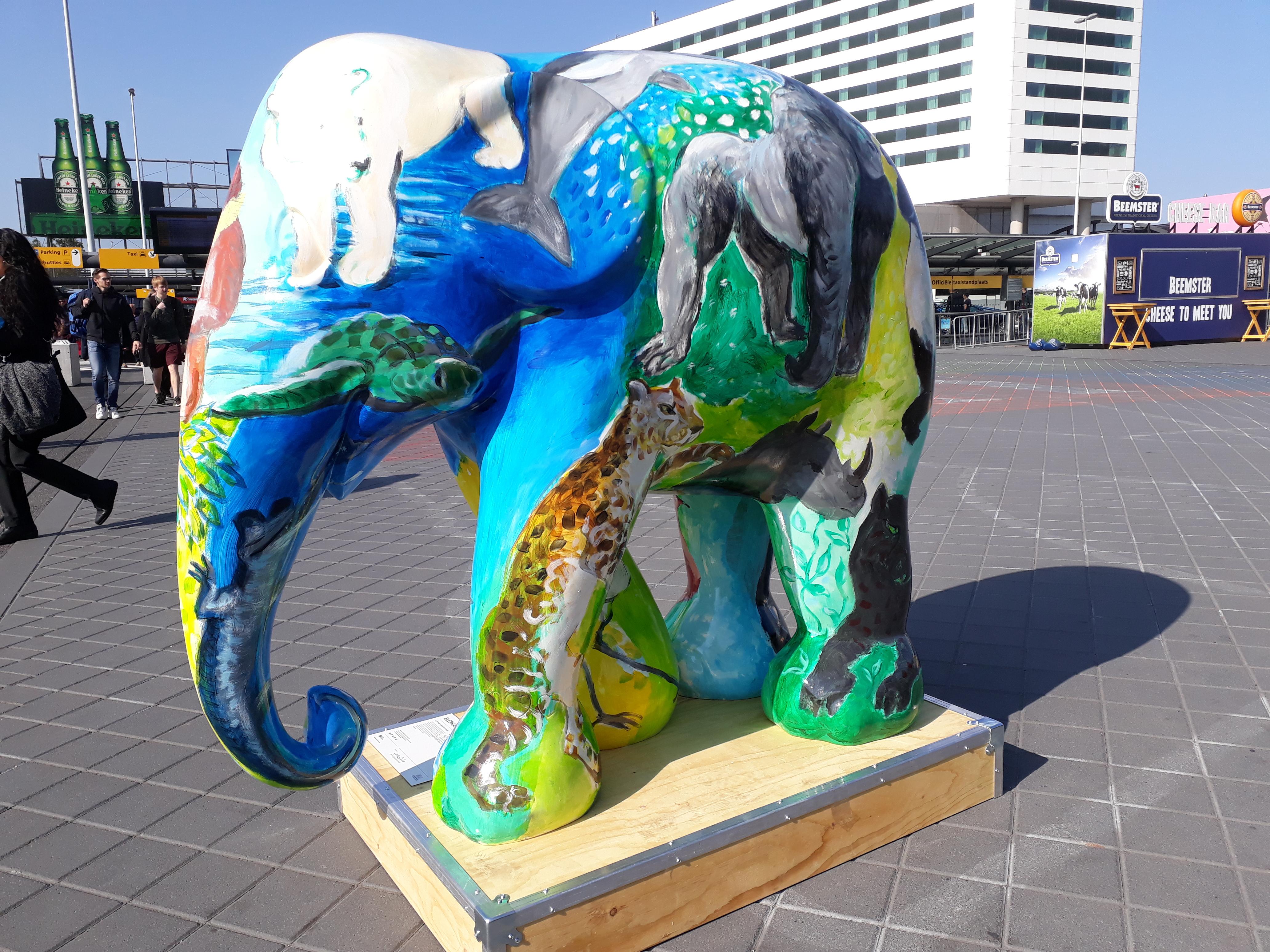 Elephant Parade 2018 017